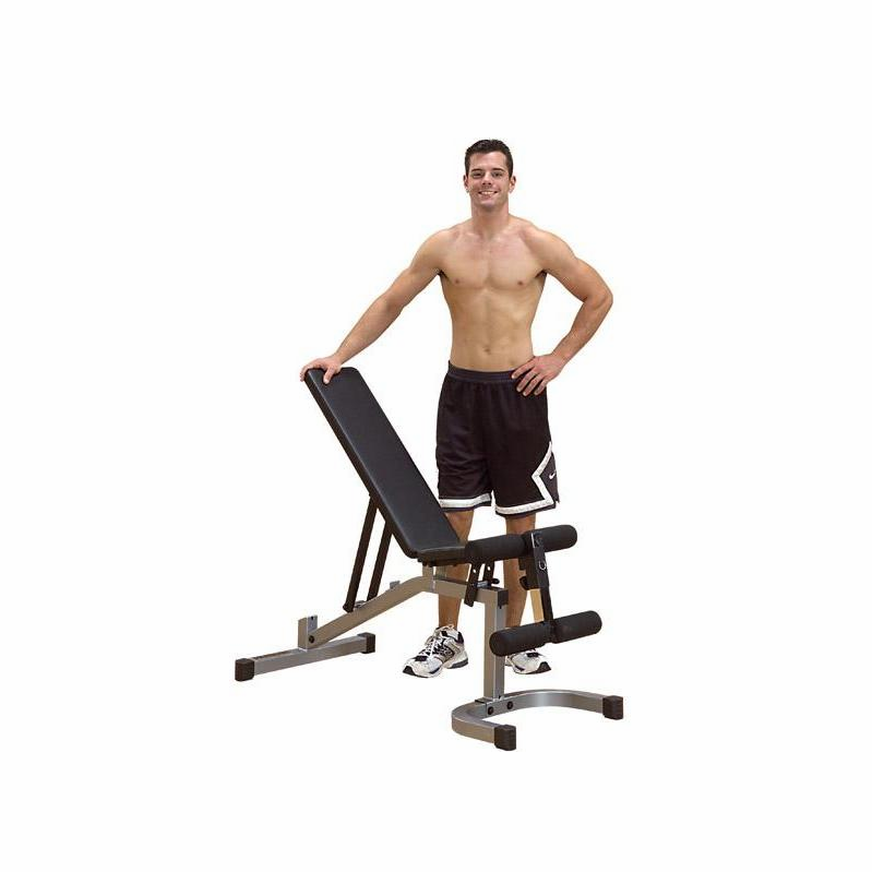 Body Solid Pfid130x Powerline Fid Bench