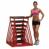 Body Solid Plyo Boxes - Individual $109.99