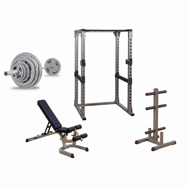 pin power with shown and solid rack body attachment stack weight lat