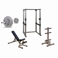 Body Solid Power Rack Gym Package $1,539.99