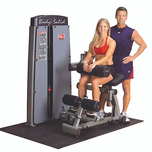 Body Solid Pro Dual Line Machines