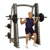 Body Solid SCB1000 Pro Clubline Counter-Balanced Smith Machine $2,575.00