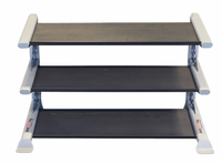 Body Solid SDKRDB Shelf Dumbbell Rack