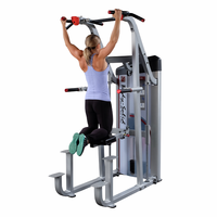 Body Solid Series II S2ACD Assisted Chin Dip Machine $3,455.00