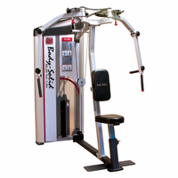 Body Solid Series II S2PEC Pec Fly / Rear Delt Machine