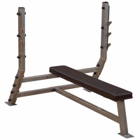 Body Solid SFB349G Pro Club Flat Olympic Bench $829.00