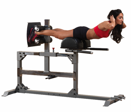 Body Solid Sgh500 Glute Ham Developer