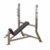 Body Solid SIB359G Pro Club Incline Olympic Bench