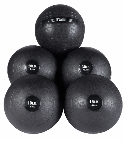 Body Solid Slam Ball Set