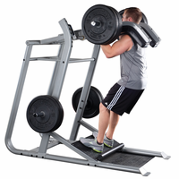 Body Solid SLS500 Pro Clubline Leverage Squat $1,799.00