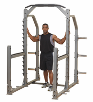 Body Solid SMR1000 Multi Squat Rack $1,595.00