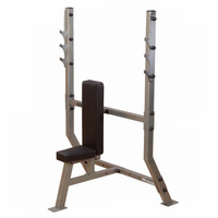 Body Solid SPB368G Pro Club Shoulder Press Olympic Bench $829.00