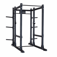 Body Solid SPR1000BACK Commercial Power Rack