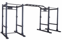 Body Solid SPR1000DB Double Power Rack Package