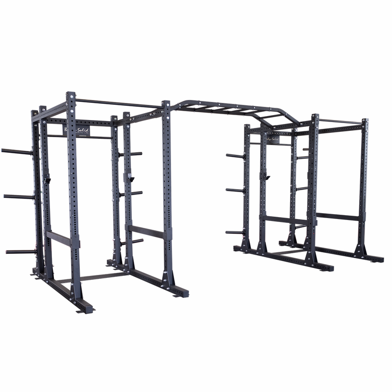 solid shop deal on body multi power huge rack