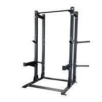 Body Solid SPR500BACK Extended Half Rack