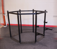 Body Solid SR-HEXBASIC Hexagon Training Rig - Basic $1,720.00
