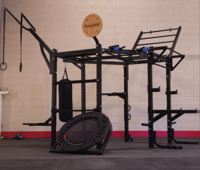 Body Solid SR-HEXCLUB Hexagon Training Rig - Club  $5,250.00