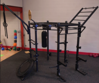 Body Solid SR-HEXPROCLUB Hexagon Pro Training Rig - Club $5,250.00