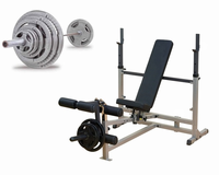 Body Solid Starter Bench Press Package $909.99