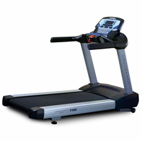 Body Solid T100D Light Commercial Treadmill