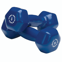 Body Solid Vinyl Dumbbell Set: 1lb - 15lb $369.00