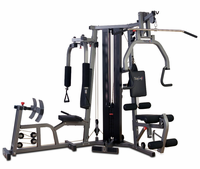 BodyCraft Galena Home Gym W/Leg Press & Shrouds