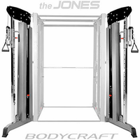 BodyCraft Jones Functional Trainer  Attachment* $2,200.00