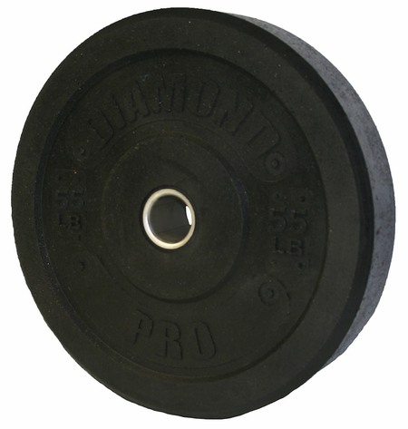 Diamond Pro 10lb Bumper Plate - Pair (Made in USA)