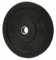 Diamond Pro 15lb Bumper Plate - Pair (Made in USA) $89.99