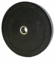 Diamond Pro 35lb Bumper Plate - Pair (Made in USA) $179.99
