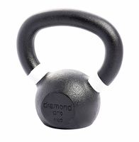 Diamond Pro 4kg (9lb) Iron Kettle Bell