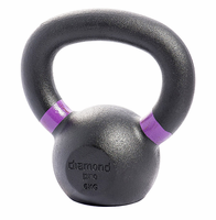 Diamond Pro 6kg (13lb) Iron Kettle Bell $36.99