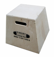 Diamond Pro Wooden Plyo Box $89.99