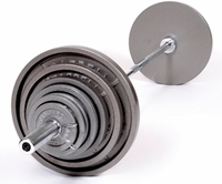 Economy 290lb Olympic Weight Set $409.99
