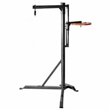Fight Monkey Commercial Heavy Bag & Speed Bag Stand