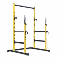 Fit505 Half Rack W/Pull Up Bar