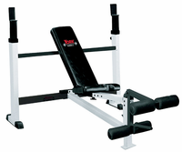 FTS York Olympic Weight Bench W/Leg Developer $499.99