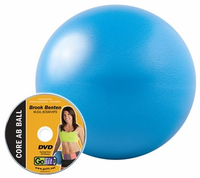 GoFit Core Ab Ball W/DVD $29.99
