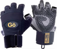 GoFit Diamond-Tac Wrist Wrap Weightlifting Glove $34.99