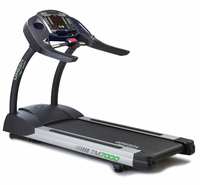 Green Series 7000-G1 LED Commercial Treadmill