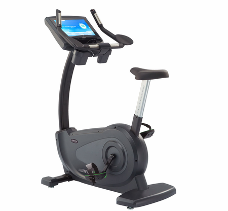 Green Series 7000E-G1 Commercial Upright Bike W/TV