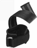 Harbinger Big Grip Pro  inchNo Slip inch Lifting Straps (Pair) $34.99