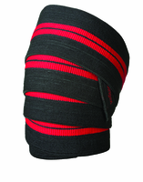 Harbinger Deluxe Red-Line Knee Wraps $49.99