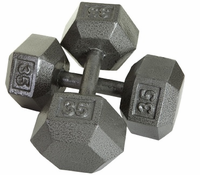 Hex Dumbbells 55lb - 75lb Set $799.99