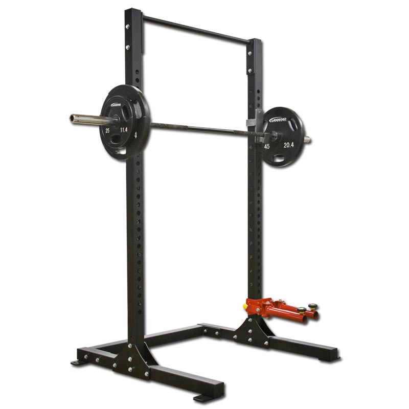 Legend 3904 continuum quarter cage squat rack for A squat rack