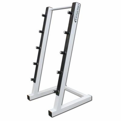 Legend Fitness 5 Bar Barbell Rack 3174