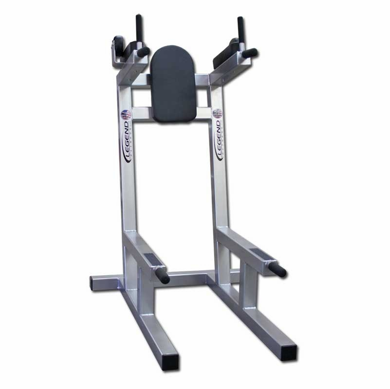 Legend fitness dip ab pushup machine 3113 for Ab salon equipment reviews