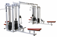 Legend Fitness Eight-Stack Jungle 959 $12,229.00