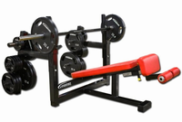 Legend Fitness Olympic Decline Bench W/ Plate Storage 3157 $1,399.99